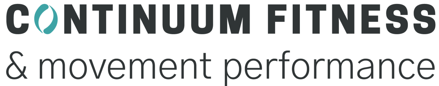 Continuum Fitness Logo