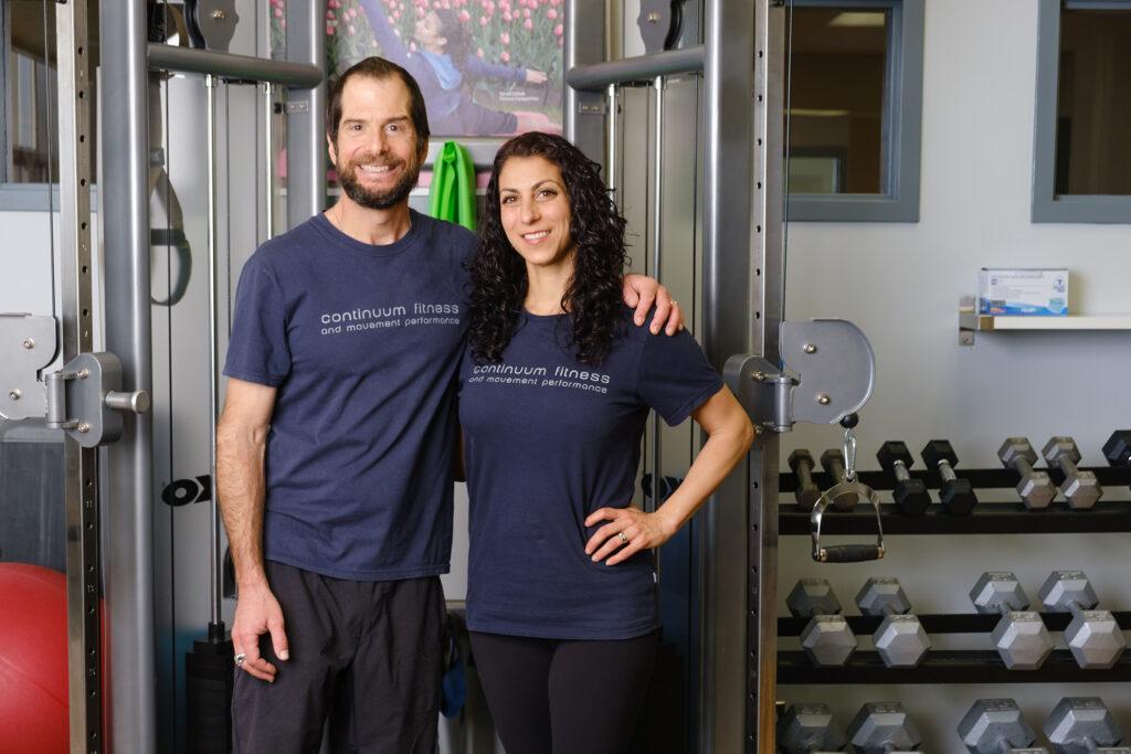 Saraha and John Zahab