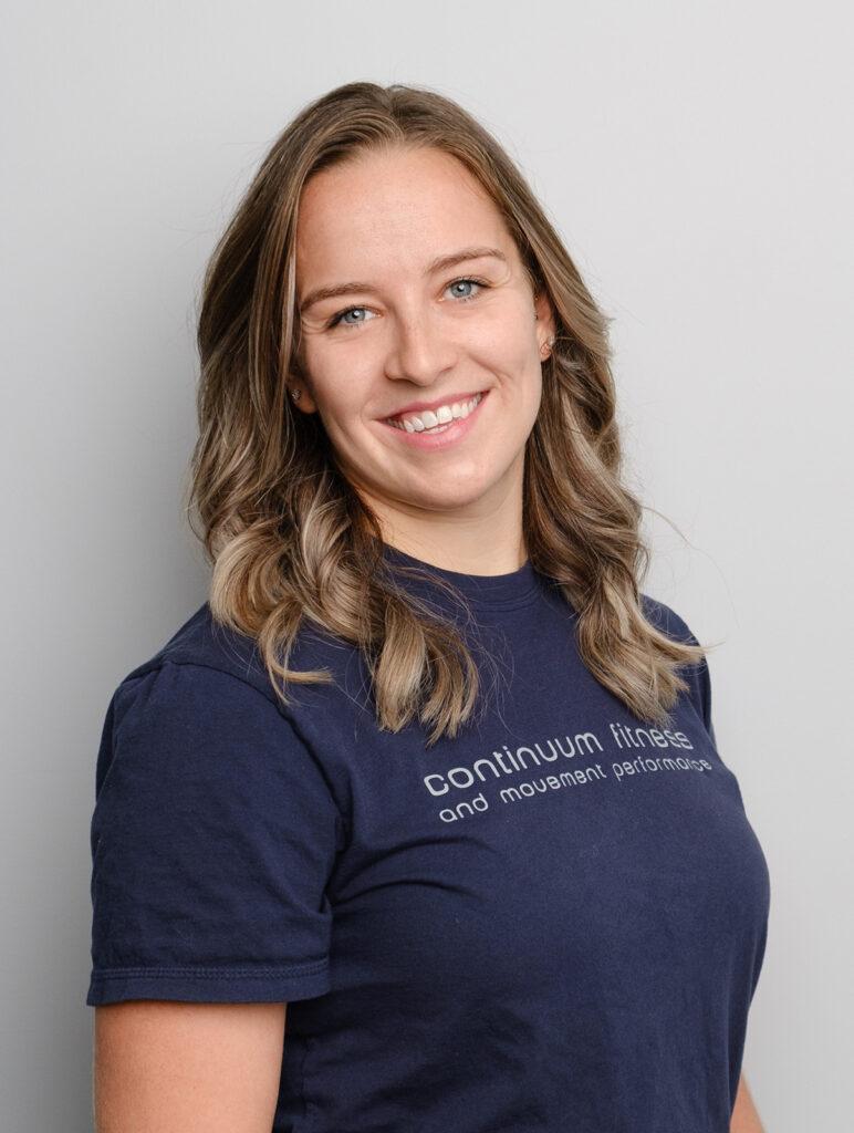 Madison Brennan - Registered Massage Therapist and Registered Kinesiologist