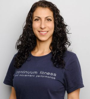 Sarah Zahab Registered Kinesiologist and Clinical Exercise Physiologist